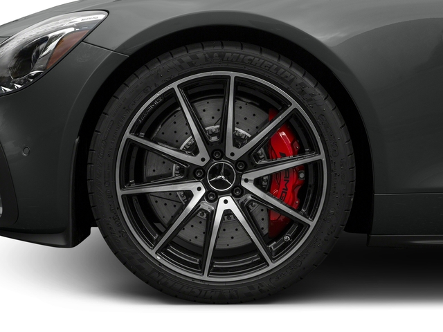 2017 Mercedes-Benz AMG GT Prices and Values S 2 Door Coupe wheel