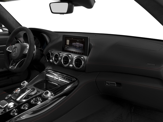 2017 Mercedes-Benz AMG GT Base Price AMG GT S Coupe Pricing passenger's dashboard