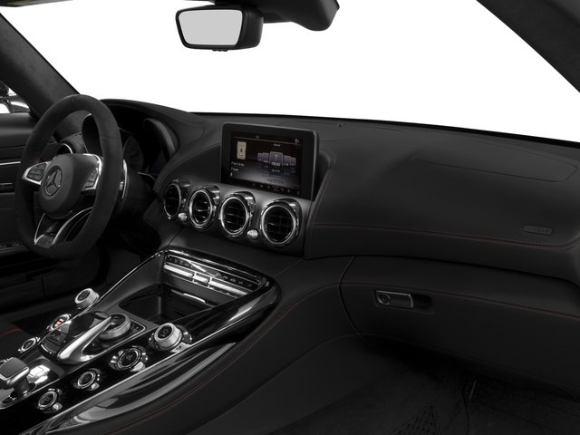 2017 Mercedes-Benz AMG GT Prices and Values S 2 Door Coupe passenger's dashboard