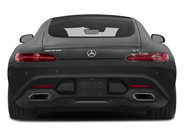 2017 Mercedes-Benz AMG GT Prices and Values 2 Door Coupe rear view