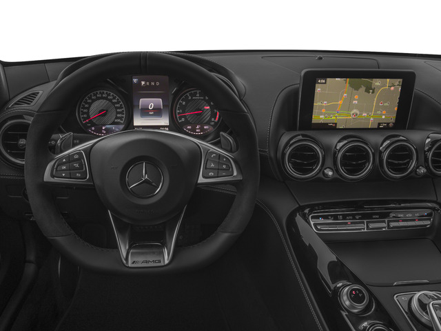 2017 Mercedes-Benz AMG GT Prices and Values 2 Door Coupe driver's dashboard