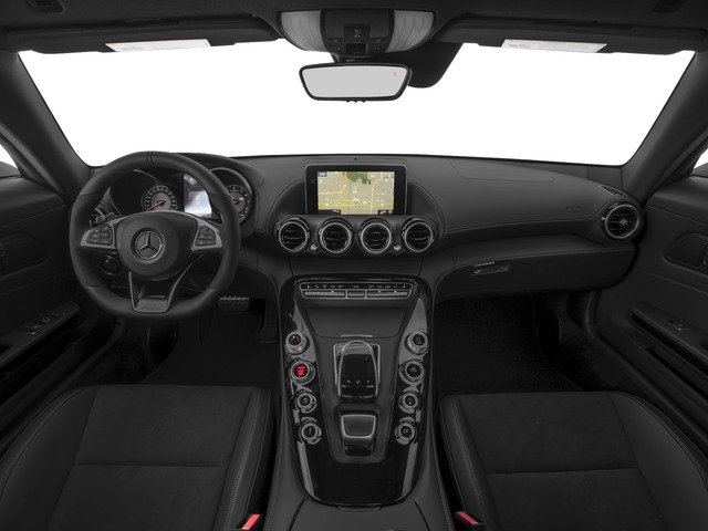 2017 Mercedes-Benz AMG GT Prices and Values 2 Door Coupe full dashboard