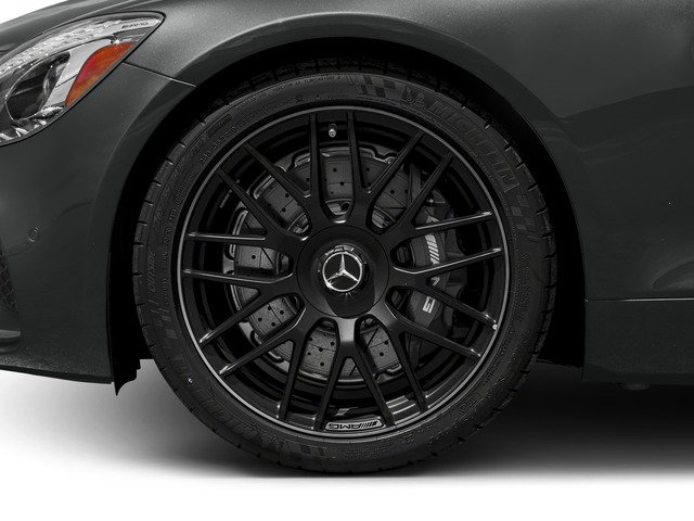 2017 Mercedes-Benz AMG GT Prices and Values 2 Door Coupe wheel