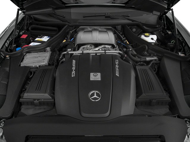 2017 Mercedes-Benz AMG GT Prices and Values 2 Door Coupe engine