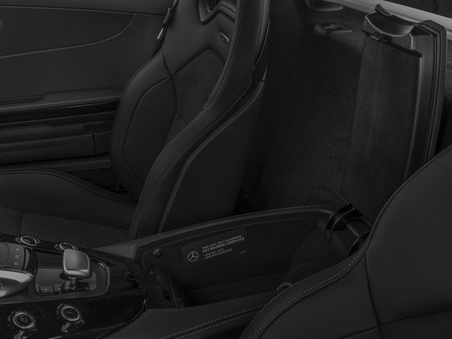 2017 Mercedes-Benz AMG GT Prices and Values 2 Door Coupe center storage console