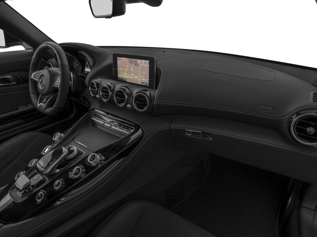 2017 Mercedes-Benz AMG GT Prices and Values 2 Door Coupe passenger's dashboard