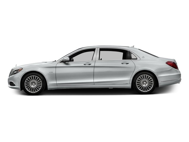 2017 Mercedes-Benz S-Class Pictures S-Class Maybach S 600 Sedan photos side view