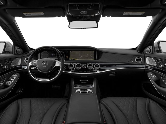 2017 Mercedes-Benz S-Class Pictures S-Class Maybach S 600 Sedan photos full dashboard