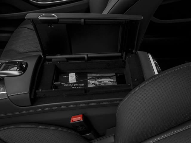 2017 Mercedes-Benz S-Class Pictures S-Class Maybach S 600 Sedan photos center storage console