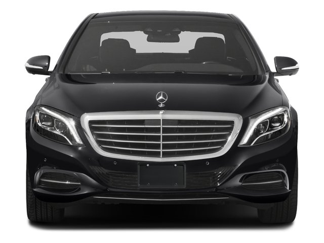 2017 Mercedes-Benz S-Class Pictures S-Class S 550e Plug-In Hybrid Sedan photos front view