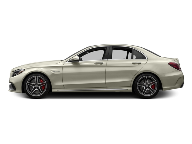 2017 Mercedes-Benz C-Class Prices and Values Sedan 4D C63 AMG S V8 Turbo side view