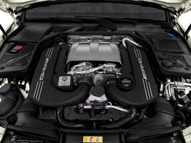 2017 Mercedes-Benz C-Class Prices and Values Sedan 4D C63 AMG S V8 Turbo engine