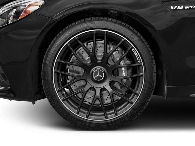 2017 Mercedes-Benz C-Class Pictures C-Class AMG C 63 Coupe photos wheel