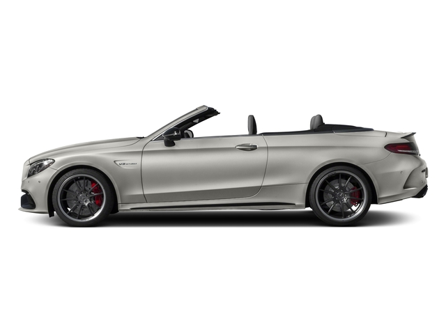 2017 Mercedes-Benz C-Class Prices and Values Convertible 2D C63 AMG S V6 Turbo side view