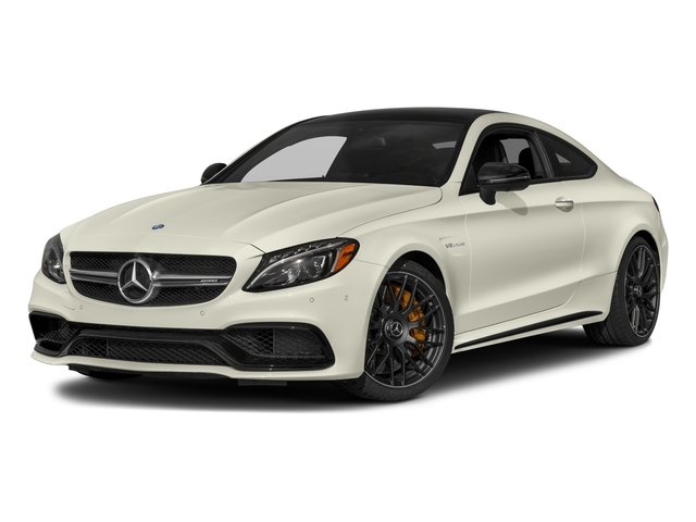 2017 Mercedes-Benz C-Class Base Price AMG C 63 S Coupe Pricing side front view