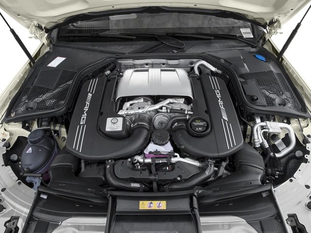 2017 Mercedes-Benz C-Class Prices and Values Coupe 2D C63 AMG S V8 Turbo engine