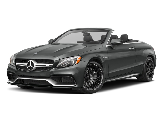 2017 Mercedes-Benz C-Class Pictures C-Class AMG C 63 Cabriolet photos side front view
