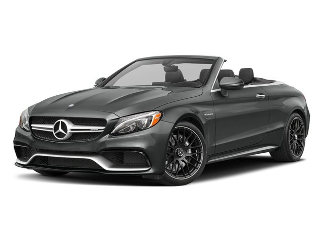 2017 Mercedes-Benz C-Class Pictures C-Class Convertible 2D C63 AMG V6 Turbo photos side front view