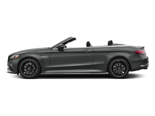 2017 Mercedes-Benz C-Class Pictures C-Class AMG C 63 Cabriolet photos side view