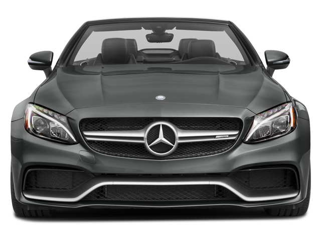 2017 Mercedes-Benz C-Class Prices and Values Convertible 2D C63 AMG V6 Turbo front view