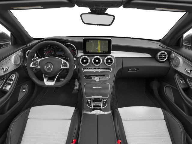 2017 Mercedes-Benz C-Class Prices and Values Convertible 2D C63 AMG V6 Turbo full dashboard