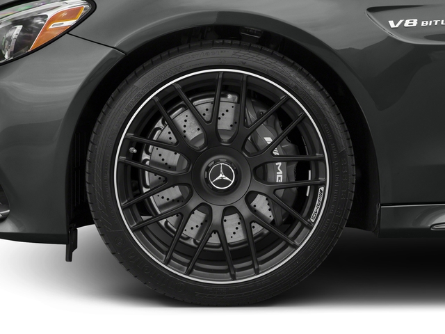 2017 Mercedes-Benz C-Class Prices and Values Convertible 2D C63 AMG V6 Turbo wheel