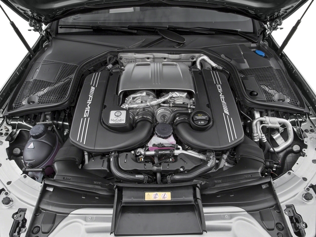 2017 Mercedes-Benz C-Class Prices and Values Convertible 2D C63 AMG V6 Turbo engine