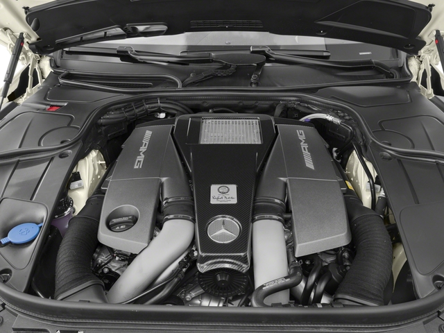 2017 Mercedes-Benz S-Class Pictures S-Class AMG S 63 4MATIC Cabriolet photos engine