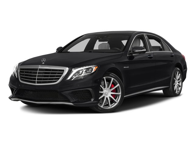 2017 Mercedes-Benz S-Class Prices and Values Sedan 4D S63 AMG AWD V8 Turbo