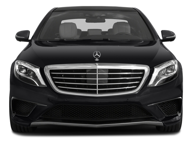 2017 Mercedes-Benz S-Class Prices and Values Sedan 4D S63 AMG AWD V8 Turbo front view