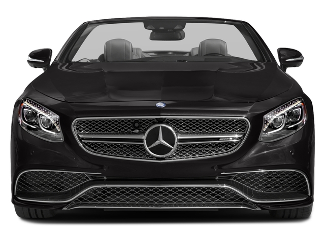 2017 Mercedes-Benz S-Class Base Price AMG S 65 Cabriolet Pricing front view