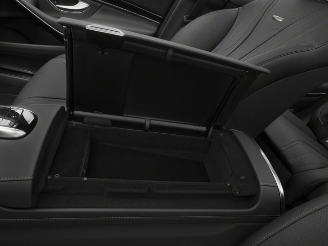 2017 Mercedes-Benz S-Class Pictures S-Class 4 Door Sedan photos center storage console