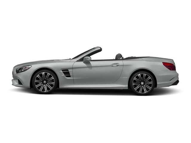 2017 Mercedes-Benz SL Pictures SL Roadster 2D SL450 V6 Turbo photos side view