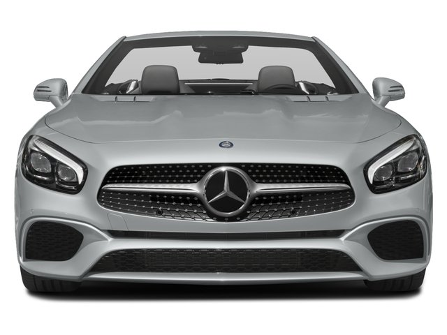 2017 Mercedes-Benz SL Pictures SL Roadster 2D SL450 V6 Turbo photos front view