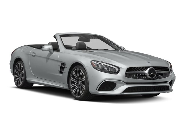 2017 Mercedes-Benz SL Prices and Values Roadster 2D SL450 V6 Turbo side front view