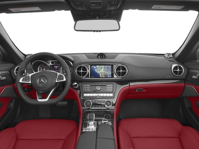 2017 Mercedes-Benz SL Base Price SL 450 Roadster Pricing full dashboard