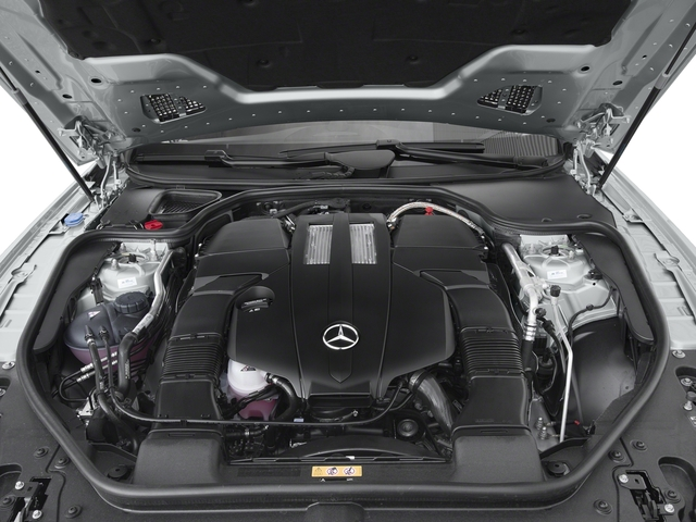 2017 Mercedes-Benz SL Prices and Values Roadster 2D SL450 V6 Turbo engine