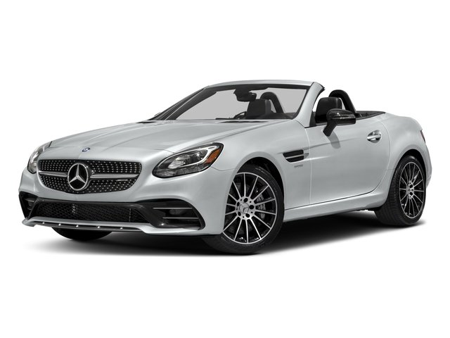 2017 Mercedes-Benz SLC Base Price AMG SLC 43 Roadster Pricing side front view