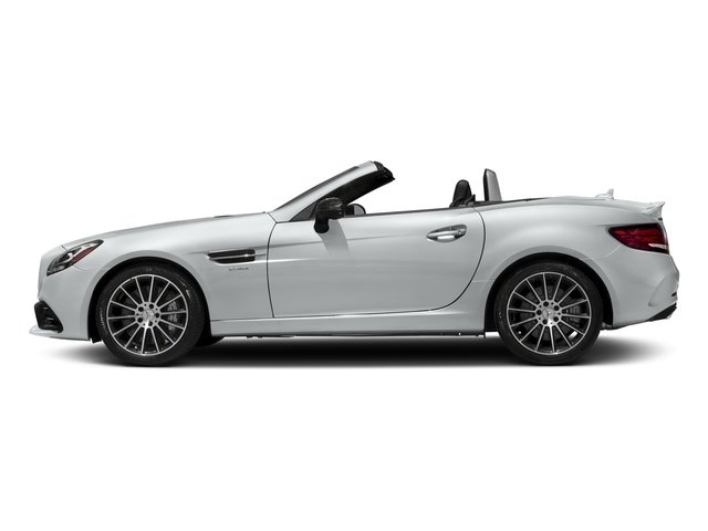 2017 Mercedes-Benz SLC Base Price AMG SLC 43 Roadster Pricing side view