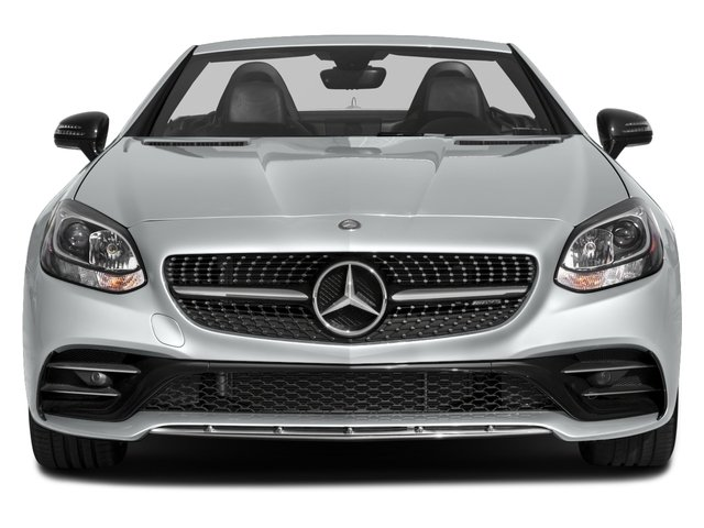 2017 Mercedes-Benz SLC Base Price AMG SLC 43 Roadster Pricing front view