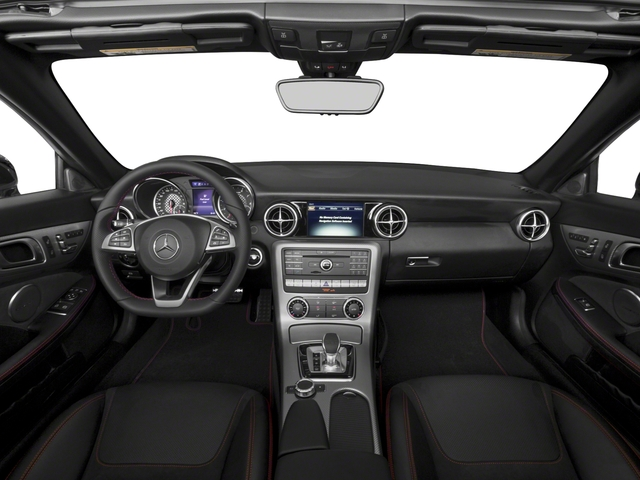2017 Mercedes-Benz SLC Base Price AMG SLC 43 Roadster Pricing full dashboard