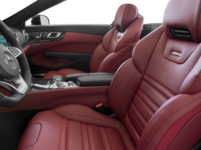 2017 Mercedes-Benz SL Prices and Values Roadster 2D SL63 AMG V8 Turbo front seat interior