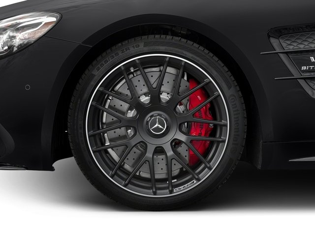 2017 Mercedes-Benz SL Prices and Values Roadster 2D SL63 AMG V8 Turbo wheel