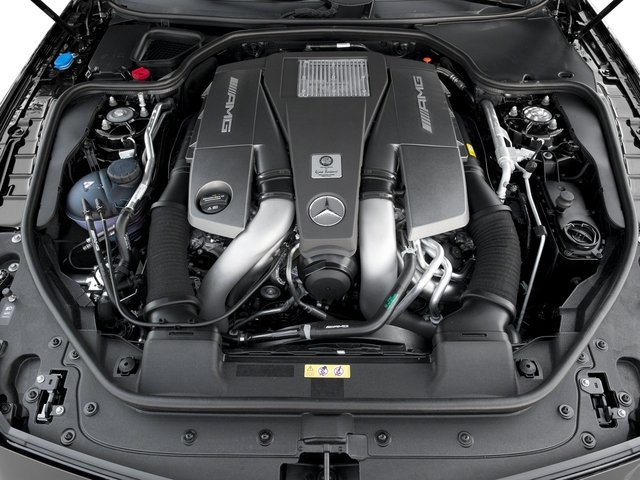 2017 Mercedes-Benz SL Prices and Values Roadster 2D SL63 AMG V8 Turbo engine