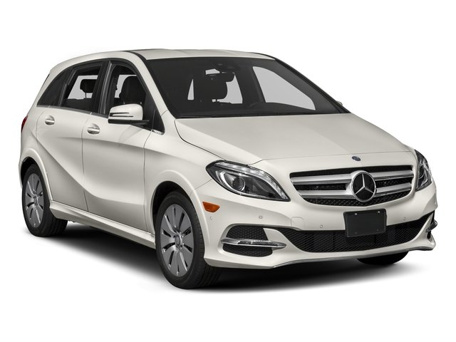 2017 Mercedes-Benz B-Class Prices and Values Hatchback 5D B250e Electric side front view