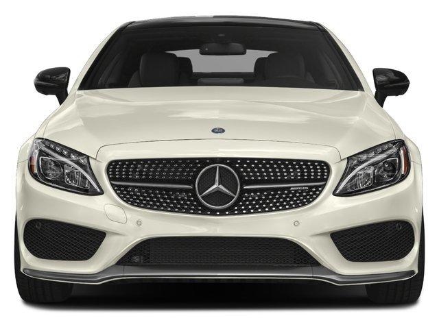 2017 Mercedes-Benz C-Class Prices and Values Coupe 2D C43 AMG AWD V6 Turbo front view