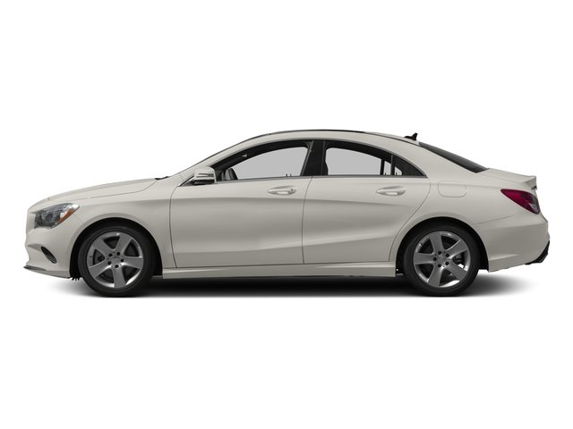 2017 Mercedes-Benz CLA Prices and Values Sedan 4D CLA250 I4 Turbo side view