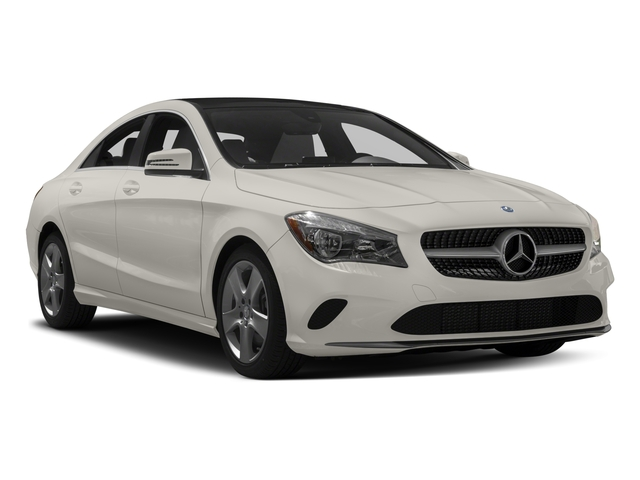 2017 Mercedes-Benz CLA Prices and Values Sedan 4D CLA250 I4 Turbo side front view