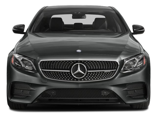 2017 Mercedes-Benz E-Class Base Price AMG E 43 4MATIC Sedan Pricing front view