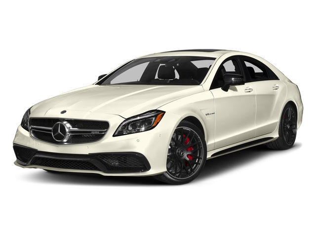 2017 Mercedes-Benz CLS Base Price AMG CLS 63 S 4MATIC Coupe Pricing side front view